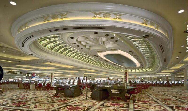 Fallsview casino interior