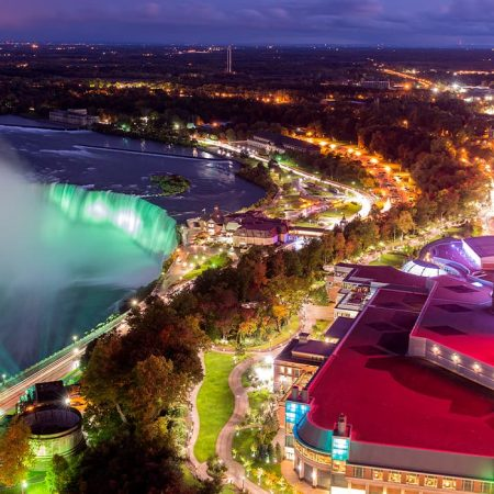 Fallsview Casino → Info you should know before visiting