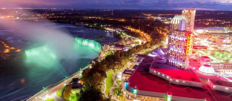 Fallsview casino resort in Niagara