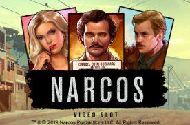 Narcos slot image