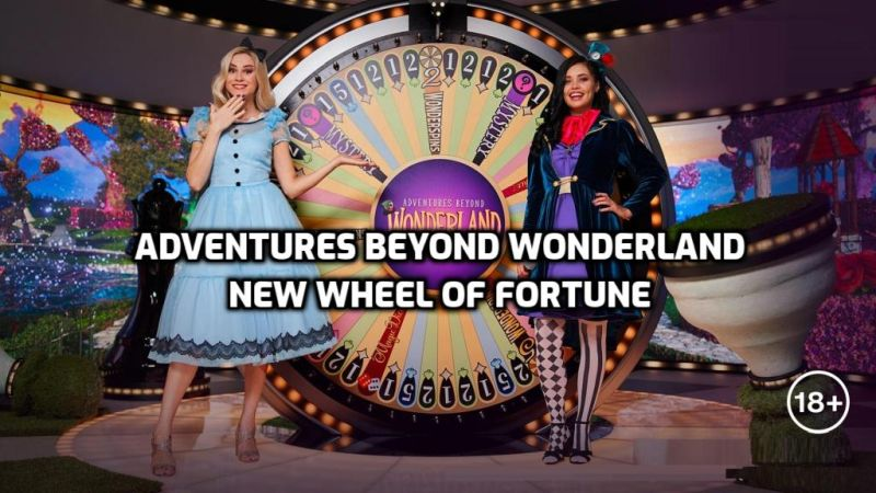 Article cover image or new adventures beyond wonderland game