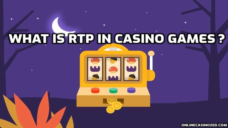 Cover image for article what si RTP in casino games.