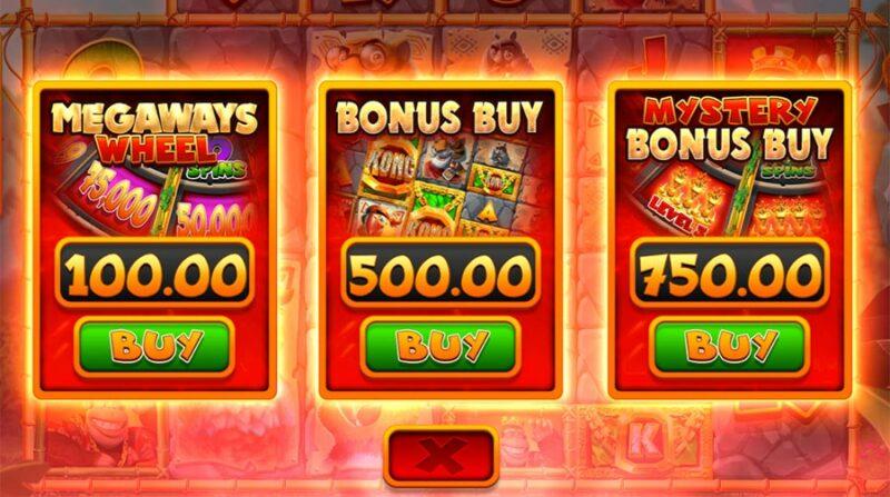 nuy bonus slots