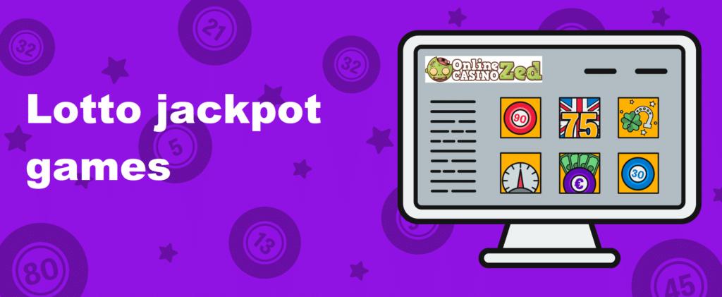 lotto jackpot games