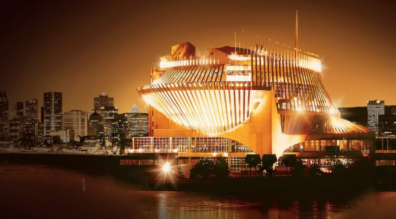 Montreal casino image