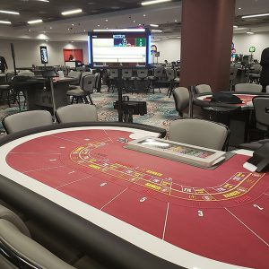 table games at Woodbine casino