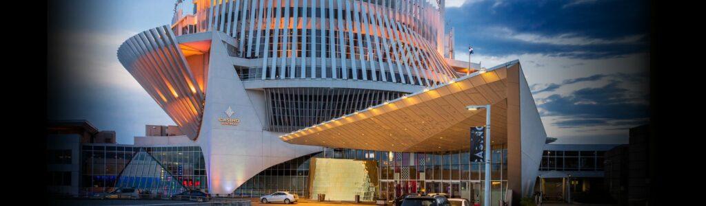 Casino Montreal in Canada, Quebec.