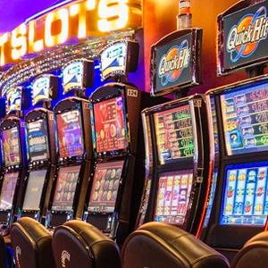 Slots games in Woodbine casino