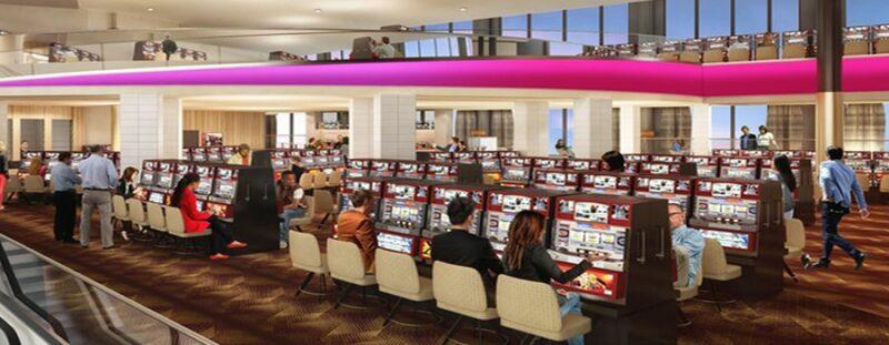 brantford casino interier