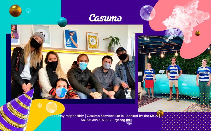 Casumo Ltd