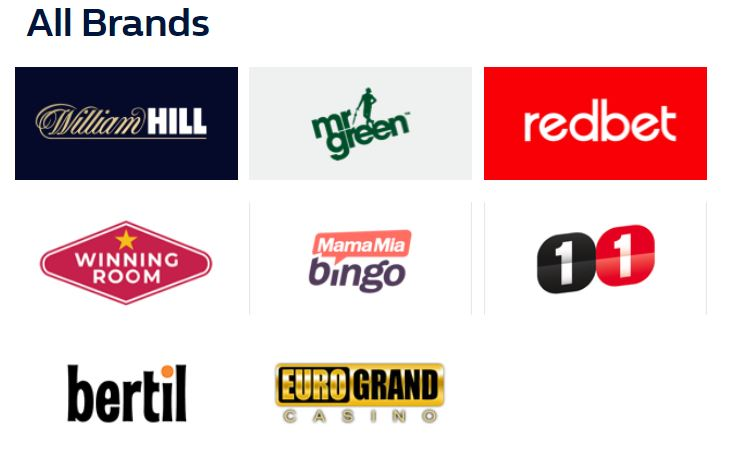 william hill sister brands